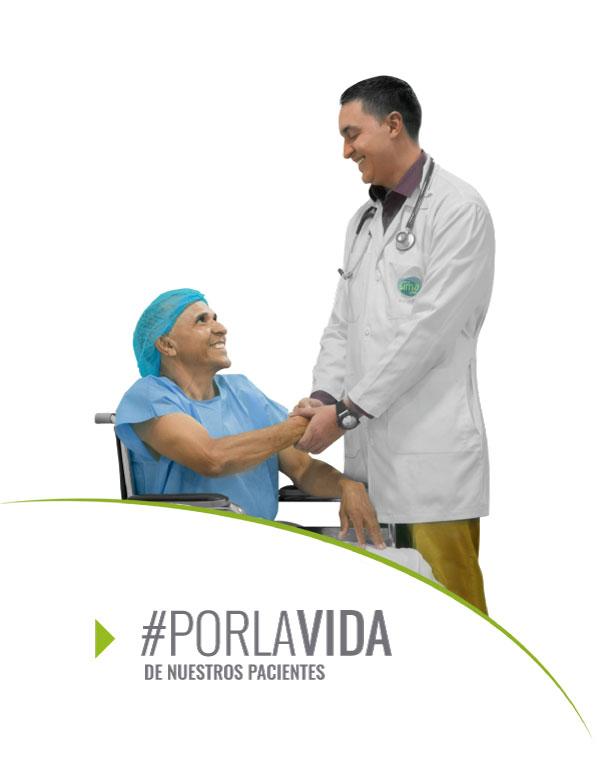 #PorLaVida de Nuestros Pacientes